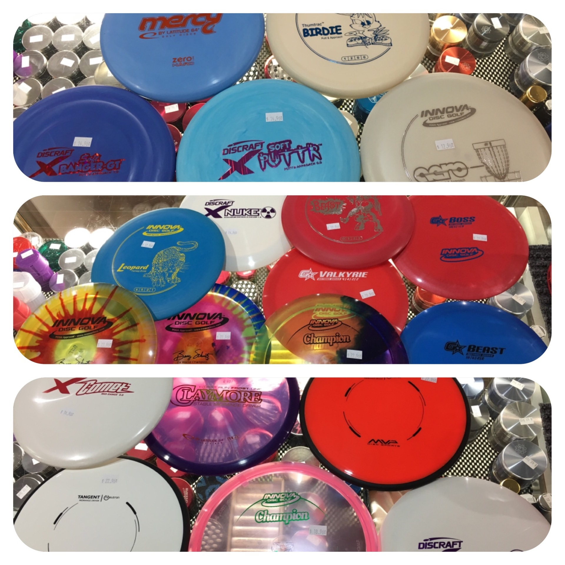 Disc Golf Shop